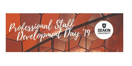 Professional Staff Development Day 2019 tickets