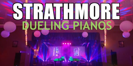 Strathmore Dueling Pianos Extreme - Burn 'N' Mahn All Request Show tickets