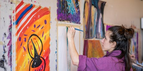 Have You Made Art About It Yet? Introductory Hour to Class Series tickets
