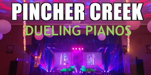 Pincher Creek Extreme Dueling Pianos- Burn 'N' Mahn All Request Show