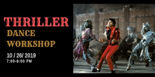 Thriller Dance Choreography Workshop