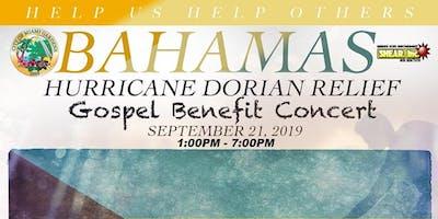 """Bahamas """"Hurricane Dorian"""" Relief Gospel Concert"""