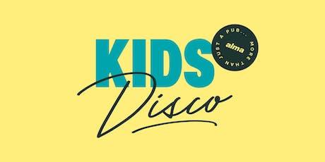 School Holidays Kids Disco tickets
