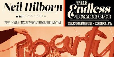 Neil Hilborn @ The Orpheum