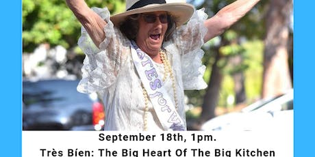 One Book One San Diego: Très Bíen: The Big Heart of the Big Kitchen  tickets