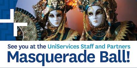 UniServices Spring Masquerade Ball tickets