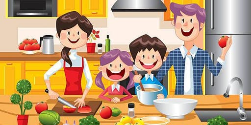 Cook Book Nook Family Cooking Program