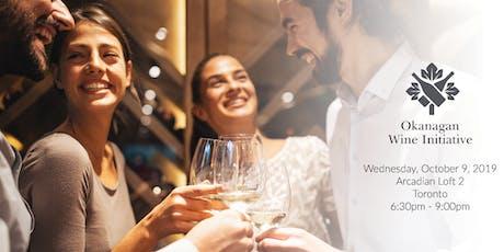Discover The Okanagan Wine Initiative tickets