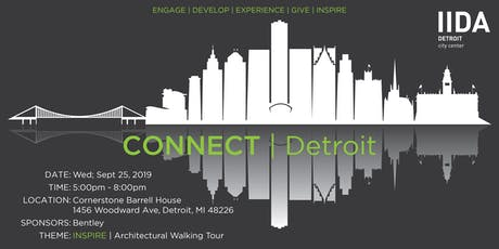 CONNECT | Detroit: Architectural Walking Tour tickets