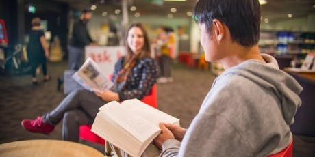 Seniors Week - Book Chat - share your favourite books and authors tickets