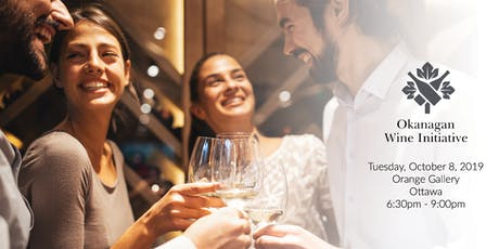 Discover The Okanagan Wine Initiative tickets