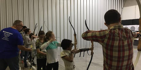 Archery Classes (4 Thursday Sessions) tickets