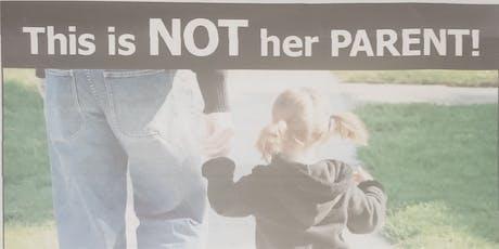 Stranger Danger for Homeschool Families tickets