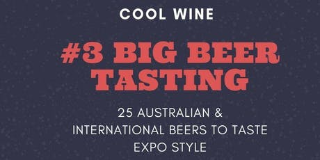 Big Beer Tasting tickets