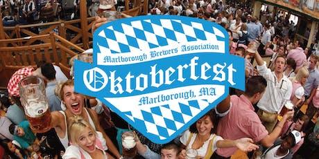 Marlborough's Oktoberfest tickets