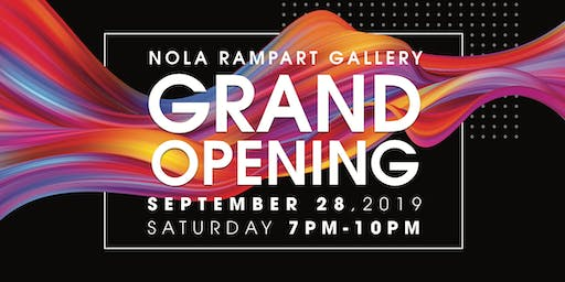 Inaugural Exhibition: Celebration of New Orleans Art