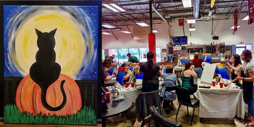 All Hallows' Eve Paint Party @ Treehorn Cider