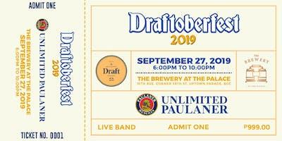 Draftoberfest 2019  on Sept. 27
