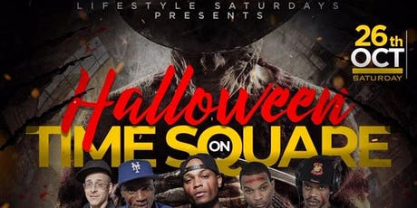 Halloween On Times Square | Hennessy Open Bar + Free Entry tickets