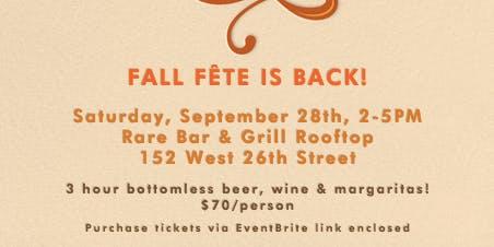 Fall Fete Part II