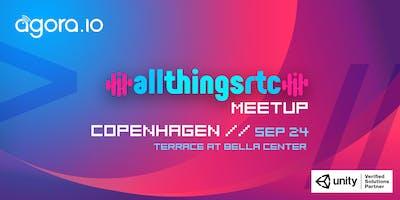 AllThingsRTC Meetup - Copenhagen