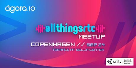 AllThingsRTC Meetup - Copenhagen tickets