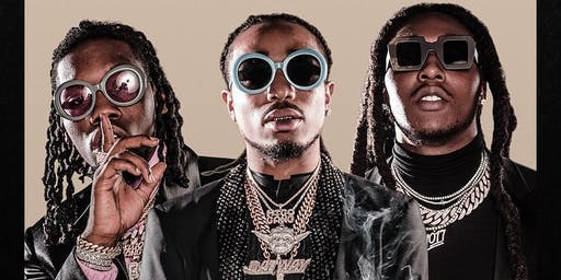 MIGOS @ DRAIS HIP HOP NIGHTCLUB SATURDAY SEPTEMBER 21ST