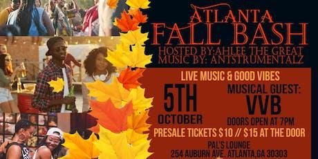 Boss Bae's Presents: Fall Bash tickets