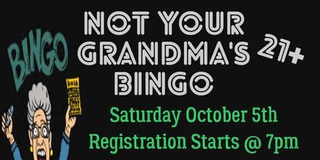 Early Bird Tickets!!  Co-Ed Adult BINGO tickets