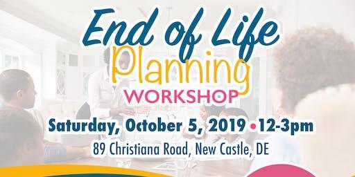 End of Life Planning Workshop