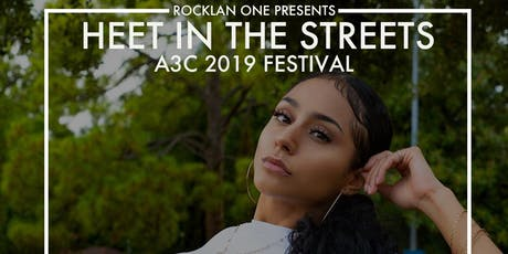 Krystall Poppin Performing Live | Heet In The Streets  - A3C 2019 Festival tickets