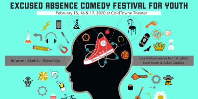 Excused Absence Comedy Festival Passes, '20