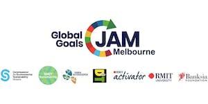 UN Global Goals Jam - Melbourne