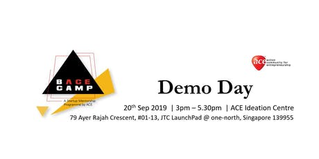 RSVP for BACECAMP Demo Day tickets