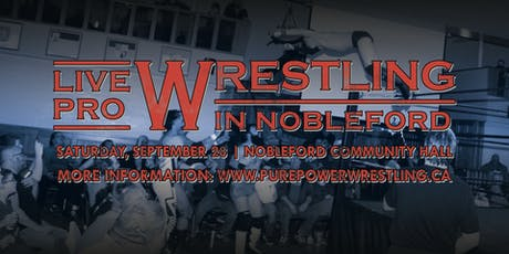 PPW live in Nobleford! tickets