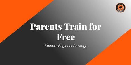 Parents Train for Free tickets