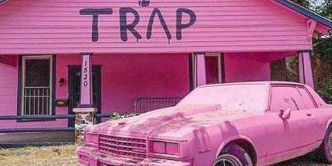 Trap Sip & Paint