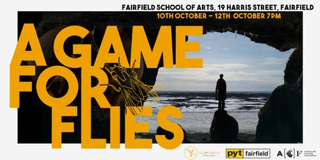 A Game For Flies tickets