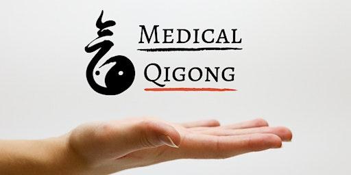 "Medical Qigong workshop ""Learn practical Self-Healing Qigong practice"""
