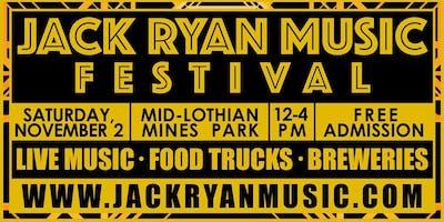 2nd Annual Jack Ryan Music Festival