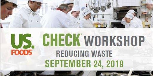 US Foods Reducing Waste Workshop