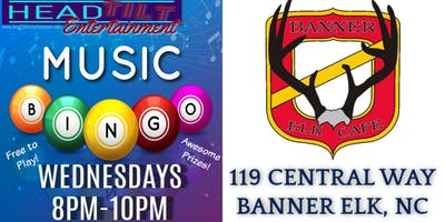 Music Bingo at Banner Elk Cafe