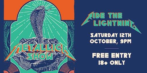 Ride the Lightning - Metallica Tribute