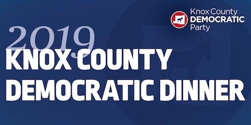 Knox County Democratic Dinner with Nan Whaley, mayor of Dayton