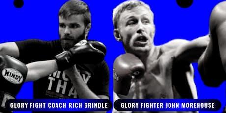 Glory Striking Seminar - Kickboxing & MMA! tickets