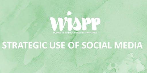 Strategic Use of Social Media