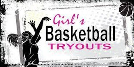 Lady Spirit Basketball Tryouts - 2019-2020 tickets