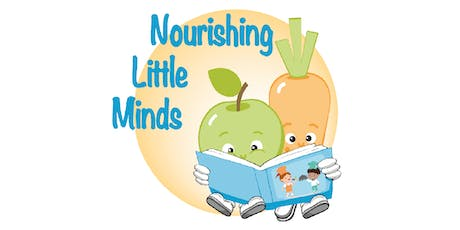 Nourishing Little Minds (children 3-5 years) (Gungahlin Library) tickets