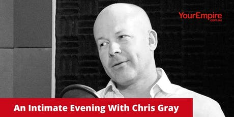 An Intimate Evening With Chris Gray - Property Expert tickets