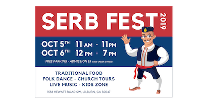 Serb Fest Atlanta | October 5th & 6th